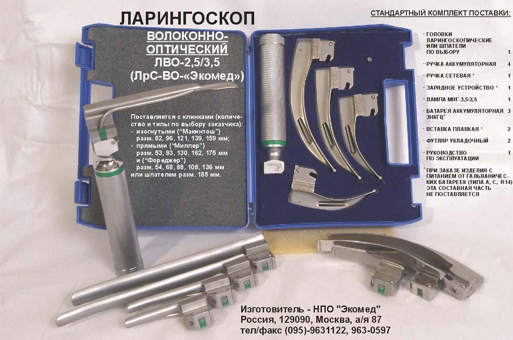 Ларингоскоп